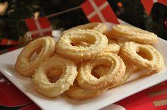 Vanillekranse - Denmarks Christmas Wreath Cookie