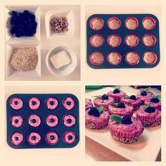 Zkuste naše tvarohové dortíčky, které jsou velmi zdravé.