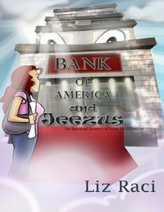 Bank of America and Jeezus The Verge, Bank Of America, Save Her, Losing Her, Determination, Banks, The Help, Battle, Spiritual