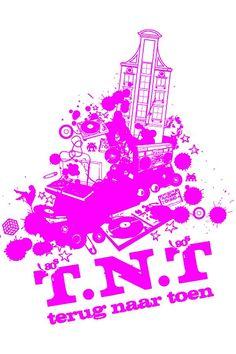 TNT is one of the most successful 80's & 90's parties in the Netherlands. https://www.facebook.com/terugnaartoen