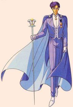 Sailor Moon ~~ Endymion