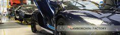 """Lamborghini Factory - Italy's Motor Valley, Emilia Romagna"" by @getpalmd"