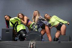 Little Mix Big Weekend 2017 Meninas Do Little Mix, Little Mix Girls, Litte Mix, Jesy Nelson, Perrie Edwards, Squad Goals, Mixers, Girl Bands, These Girls
