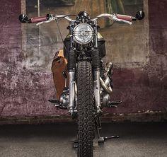 '74 Honda CL360 – Modern Metals   Pipeburn.com