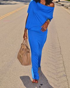 Perfect long maxi dress