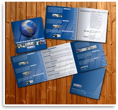 Folder Semeq de apoio a vendas Folder, Print Layout, Books, Prints, Design, Print Design, Libros, Book