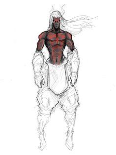 Unalaq-Vaatu Dark Avatar WIP 3 by Sketchydeez on deviantART