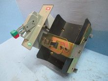Square D Model 6 LA400-5MC6 400 Amp Main Breaker Feeder Bucket MCC Disconnect. See more pictures details at http://ift.tt/1UOF0YE