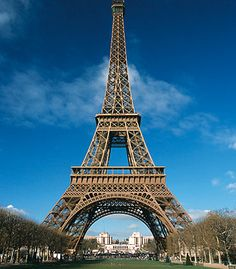 Paris, France - My last visit was a field trip when we lived in Croughton, England when Dad was in the Air Force.