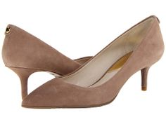Now I can finally replace the kitten heeled shoes my dog at as a puppy!!! MICHAEL Michael Kors Mk-Flex Kitten Pump