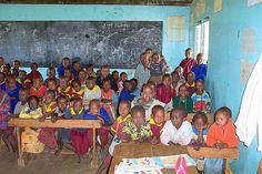 A Mara Rianda Classroom Kenya by Mara 1, via Flickr