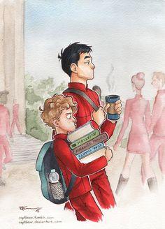 Starfleet Academy by CaptBexx on DeviantArt #startrek
