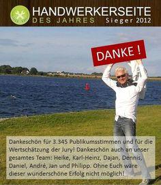Von 760 nominierten Seiten wurde unsere Internetseite zur Handwerkerseite des Jahres gewählt. Mehr Infos http://www.malerische-wohnideen.de/de/blog/unsere-internetseite-wurde-aus-760-bewerbern-zur-handwerkerseite-des-jahres-2012-gewaehlt.html