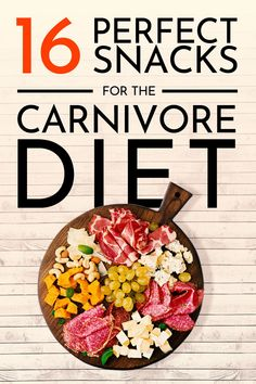Are you thinking about an all meat carnivore diet? Thinking about adding snacks? Over at Wild Lumens we provide our top 16 list with a few unique and lesser known snacks. This is a meaty article with meaty ideas! Very Low Calorie Foods, Low Calorie Recipes, Low Carb Diet, Calorie Diet, Diet Recipes, Fodmap Diet, Best Healthy Diet, Best Diet Foods, Healthy Diet Plans