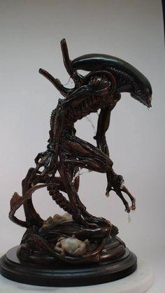 Alien Warrior - Takayuki Takeya