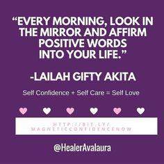 Self Confidence  Self care = self love! Celebrate yourself today and everyday! #selflove #selfcare #selfconfidence #selfloveisthebestlove