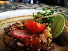 Special sole and quinoa taboule lime dressing and vinaigrette#chefinstagram #chefsofinstagram #cheflife #chefporn #wildchef #truecooksstreetteam #foodporn #foodgasm #instachef #foodlover #ouichef #thugchef #cook #touchmymeatandiwillfuckyouup #truecooks #foodstarz #artofplating #whatwedo #gastroart #food #goodlooksforgoodcooks #instafood #theartofplating #stackpaper #tacoreligion #paiddacosttobetheboss #rustik&sexy #chefstalk #londonchef #comeandsweatwithus by chefmoreyto
