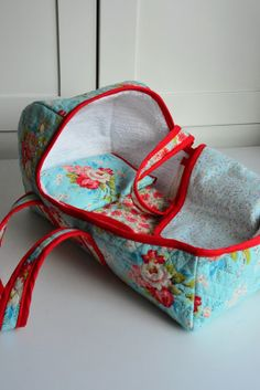 Sewing: Baby Doll Baskets for the Waldorf Dolls