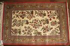100 % silk qom rug persian hand knotted ghom 160x104 qum - http://home-garden.goshoppins.com/rugs-carpets/100-silk-qom-rug-persian-hand-knotted-ghom-160x104-qum/