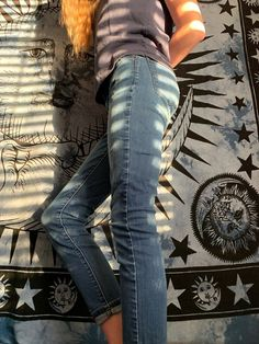 791594cce3f1 woman jeans guess ligth blue size Condition is Pre-owned.