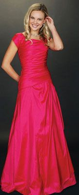 "BUSINESS: ""Twirl Prom"" - modest prom dresses"