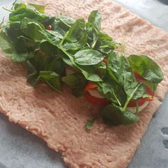 Ost, Vegetarian Recipes, Healthy Recipes, Skagen, Food Inspiration, Bacon, Recipies, Food And Drink, Snacks