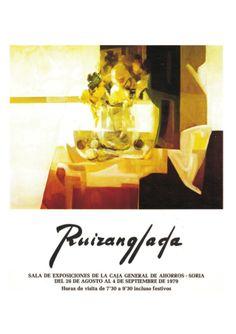 Ruizanglada Catalogo - 1979 Caja de Ahorros Soria by Ruizanglada Pintura via slideshare