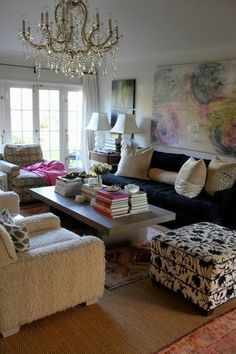 colour + pattern + texture in glam living room of Tia room design home design design My Living Room, Home And Living, Living Room Decor, Living Spaces, Simple Living, Living Room Inspiration, Home Decor Inspiration, Urban Deco, Home And Deco
