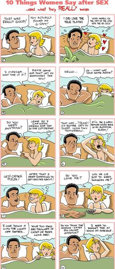 things-women-say-after-sex