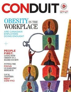 Obesity in the Workplace  http://conscienhealth.org/2015/05/healthy-and-unhealthy-wellness-programs-2/