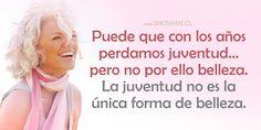 ROGELIA PEREZ: NO TAN JOVEN... PERO SI MÁS BELLA