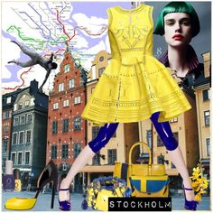 A fashion look from February 2013 featuring zip tote bag, messenger bags and beading jewelry. Browse and shop related looks. Holly Fulton, Larkspur & Hawk, Malene Birger, Basic Grey, Anya Hindmarch, Emporio Armani, Trendy Outfits, Fashion Looks, Clothes For Women