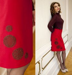 handmade bobbin lace, wool skirt Fall Winter, Autumn, Bobbin Lace, Wool Skirts, Creative, Handmade, Hand Made, Fall, Bobbin Lacemaking
