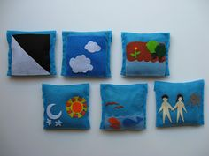 ...Joyful Mama's Place...: How we use our creation bean bags