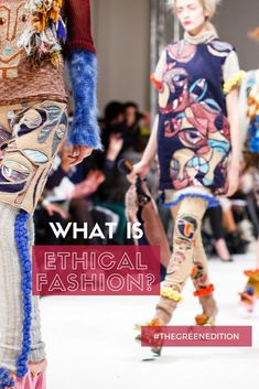 A simple guide for anyone who wants to know more about ethical and sustainable fashion.