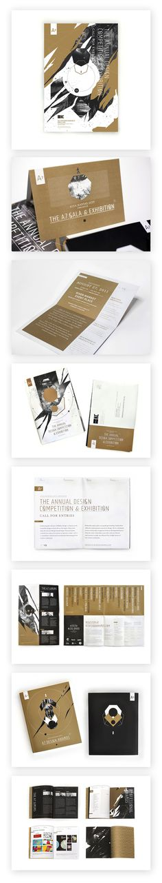Black & white with accent colour - AIGA KC Design Awards Layout Design, Print Layout, Graphic Design Layouts, Brochure Design, Graphic Design Inspiration, Flyer Design, Graphic Design Print, Graphic Design Typography, Graphic Design Illustration