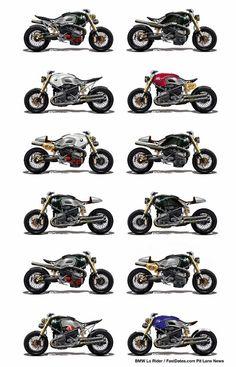 BMW Lo Rider