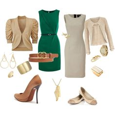 Mix and Match office wear