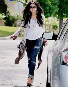 vanessa hudgens style | beautiful, fashion, girl, sunglasses, vanessa hudgens - inspiring ...