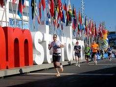 Exploring Amsterdam via Marathon would be different and fun!  2011 by TCS Amsterdam Marathon, REGISTERED
