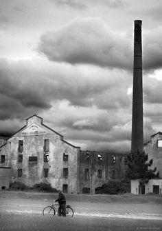 Antiga fábrica de cerâmica da Moita, Portugal