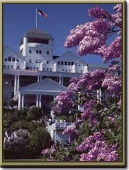 Definitely a MUST!  Visiting Mackinac Island during their Lilac Festival...