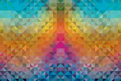 i love geometric patterns