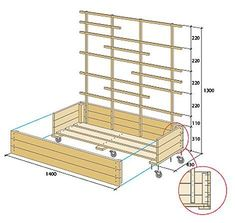 Build flower box with trellis - Modern Diy Pallet Projects, Outdoor Projects, Garden Projects, Planter Box With Trellis, Garden Trellis, Indoor Planters, Diy Planters, Privacy Planter, Espalier