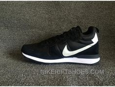 best cheap 23d5a 516c0 2015 Nike Internationalist Womens High Top Shoes Outlet Black White New,  Price   85.00 - Nike Rift Shoes