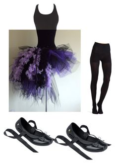 Zombie Ballerina Costumes Pinterest Halloween Costume Coxzoie Polyvore Featuring Commando