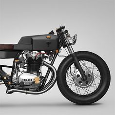 Custom Yamaha XS650 by Thrive Motorcycle | Inspiration Grid | Design Inspiration