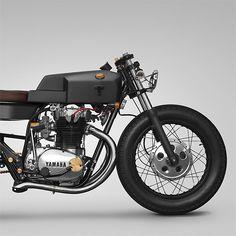 Custom Yamaha XS650 by Thrive Motorcycle | Inspiration Grid | Design Inspiration