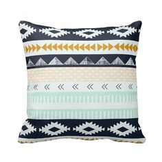 Zippered Agave Field Throw Pillow Cover by by PrimalVogueHomeDecor