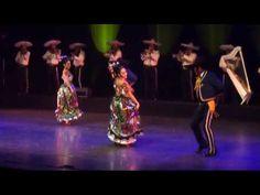 Ballet Folclórico Nacional de México Aztlán - en Holanda